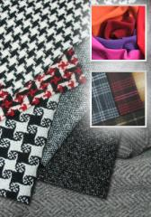 Woolen tissues
