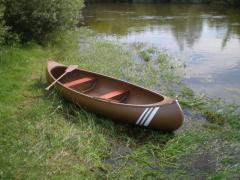 """Canoe tourist """"Yukon-1"""""""
