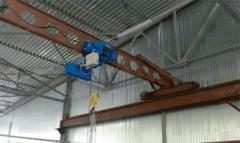 Cranes are bridge electric basic, suspended g / p