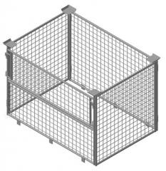 Protections are a net  for evropallet