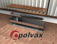 Конвекторы POLVAX с принудительной конвекцией