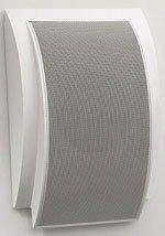 Speaker system wall white WL 6/2-T10