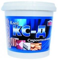 """Glue construction frost-resistant """"KS-D"""