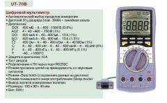 Мультиметры Украина, мультиметр цифровой,