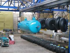Receiver air (Receivers air), receiver air Kharkiv
