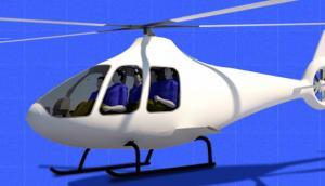 Вертолет SL-252