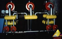 Steam generator double-circuit (account) high