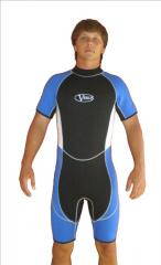 Diving suit for surfing