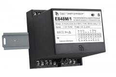 Converters analog and digital E848M