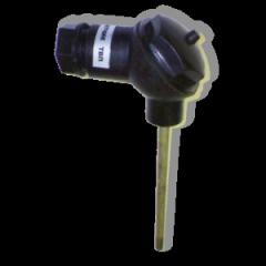 Sensor of temperature of submersible TVP