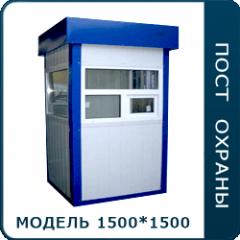 Посты охраны Одесса