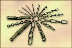 Предлагаем цепи круглозвенные нормальной и высокой