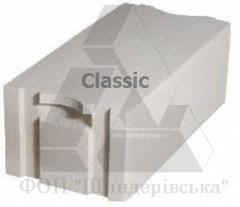 Газобетон Аерок Classic D500