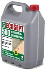 Отбеливатель для древесины. ECOSEPT – 500 -