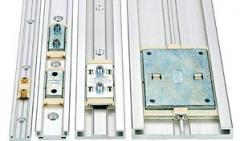Linear guides of DryLin N