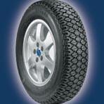 Los neumáticos, la cubierta, el caucho para los
