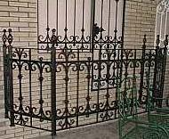 Ограждения балконов, лестниц.Балкон Ватикан