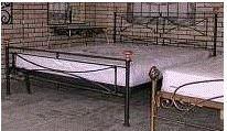 Мебель кованая.Кровать Рим