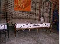 Мебель кованая.Кровать Оксана