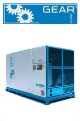 Винтовые компрессорыс прямым приводом до 70 м³/мин
