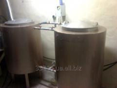 Мини пивоварни 150 л/сутки