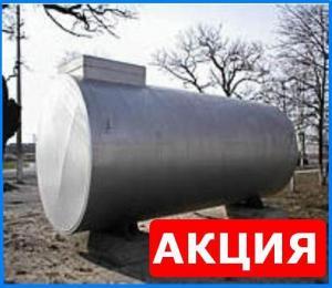 Резервуар двустенный для хранения светлых нефтепродуктов на автозаправочных станциях (АЗС)