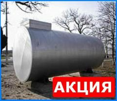 The tank double-walled D252045-2 for storage of