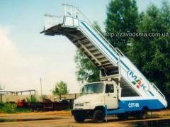 Passenger Stairs  СПТ-96
