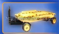 Light Cart container ТК-1,5М, ТК-2,5М