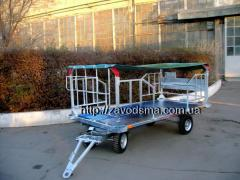 Light cart container ТЛ- 47