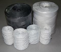 Twine are polypropylene. Twine, twine linen, twine