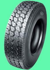 Los neumáticos de carga 11.00Р22,5; los Neumáticos