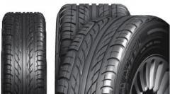¡Los neumáticos en Zaporozhe, el Neumático