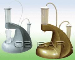 Коктейли кислородные в домашних условиях. Аппарат