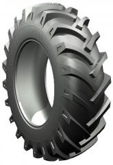 Tires for agricultural machinery 5.00-10, rubber