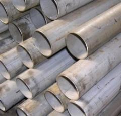 Трубы нержавеющие сталь 12Х18Н10Т, 10Х17Н13М2Т,