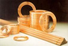Copper pipe of 108х2,5х5000 mm