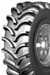 Los neumáticos para la maquinaria agrícola, el