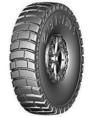 Tires for career equipment 21.00-33, rubber for