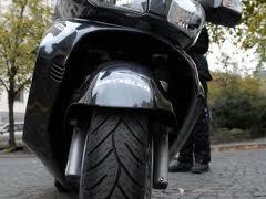 Los neumáticos para los scooters, la Producción de