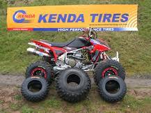 Los neumáticos para los quads ATV, la Producción