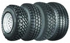 Los neumáticos de las fábricas de Rusia