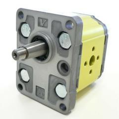 The hydromotor is gear