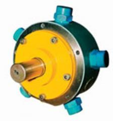 Hydromotor radial-piston