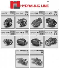 Hydraulic pumps are gear