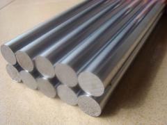 The rods chromeplated for production and repair of hydraulic cylinders (cylinders).