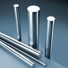 Штоки хромированные для изготовления и ремонта гидроцилиндров (цилиндров).