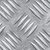 Aluminum fluted sheet 1050H24 (AD0N2) of