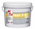 Paint acrylic for internal and external works of