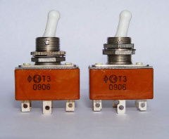 Switching and adjusting products (toggle-switches)